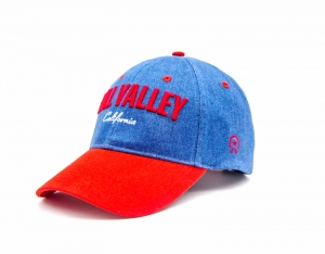 HILL VALLEY DENIM CURVED
